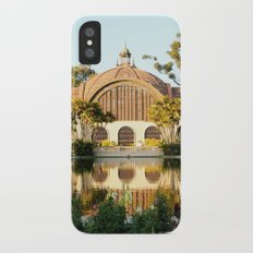 Balboa Park iPhone X Slim Case