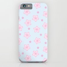 Kawaii Sakura Cherry Blossom iPhone 6s Slim Case