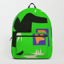 Henri Matisse - Verve IV gouache cut-out series portrait modernism painting Backpack