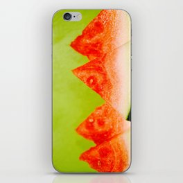 Watermelon Slices iPhone Skin