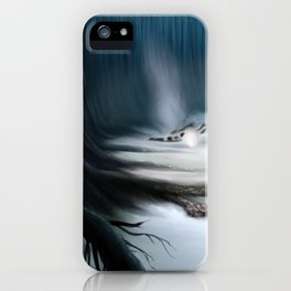 Swamps of Dagobah iPhone Case