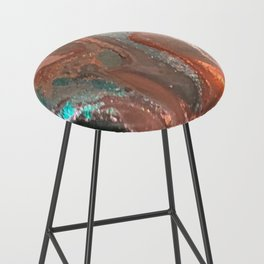 Golden Suncoast Bar Stool