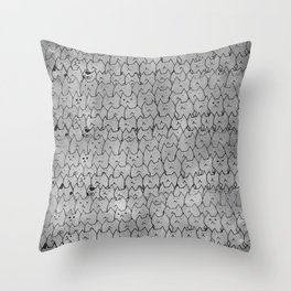 cat-275 Throw Pillow