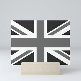 Union Jack scale 3:5 Mini Art Print