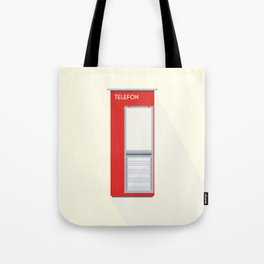 TELEFON Tote Bag