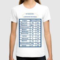 medicine T-shirts featuring DIY Medicine by GroveCanada