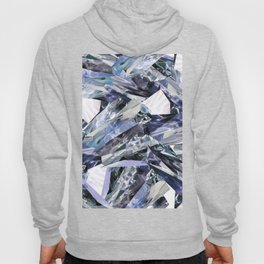 Ice Blue Crystalize Hoody