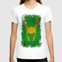 loki T-shirts featuring Loki by Some_Designs