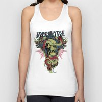 apocalypse now Tank Tops featuring Apocalypse now by Tshirt-Factory
