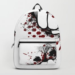 Grunge Fist Punch Backpack