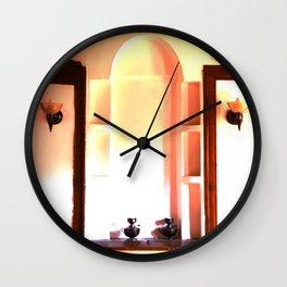 niche Wall Clock