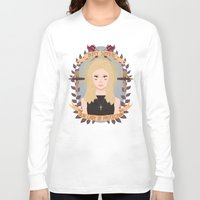heymonster Long Sleeve T-shirts featuring Buffy Summers by heymonster