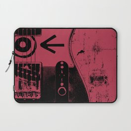 Telecaster Guitar - Eddie V. Laptop Sleeve