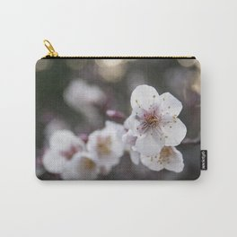 The Early Cherry Blossom Carry-All Pouch