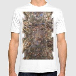 Sant'Ignazio Church, Rome T-shirt