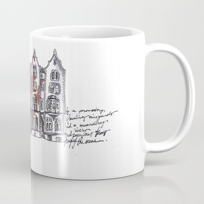 York, England Coffee Mug