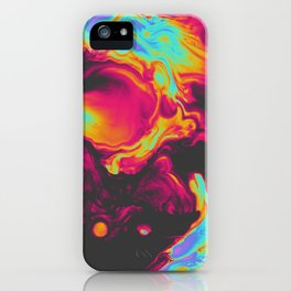 YOU WANT IT DARKER iPhone Case