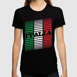 Proud Italian - Italia Racing Team Style T-shirt