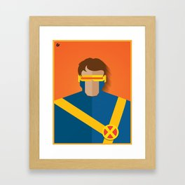 Ciclope Framed Art Print