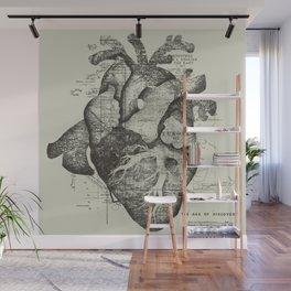 Restless Heart Wall Mural