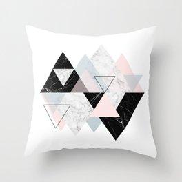 TileGlam Throw Pillow