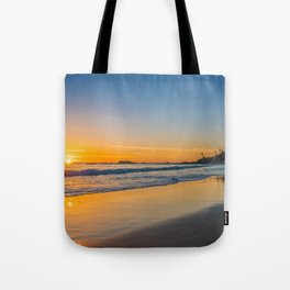 Laguna Beach Sunset Tote Bag