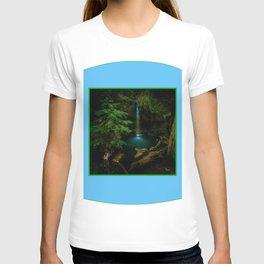 Big Basin Redwood State Park, Boulder Creek, CO T-shirt
