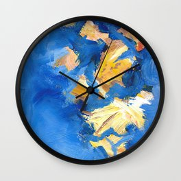 Caribbean Seas Wall Clock