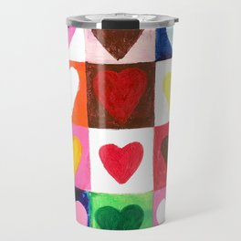 We are Love Travel Mug
