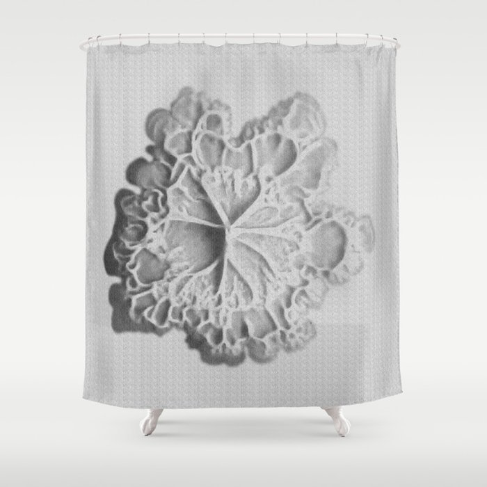 There's even more growing Shower Curtain