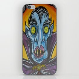 The Dracula Special iPhone Skin