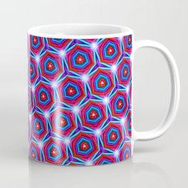 Synapse Pattern Coffee Mug