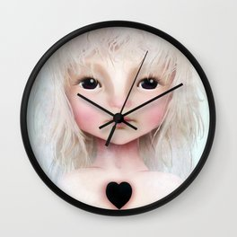 Darkheart Wall Clock