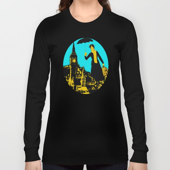 Mary in the City  Long Sleeve T-shirt