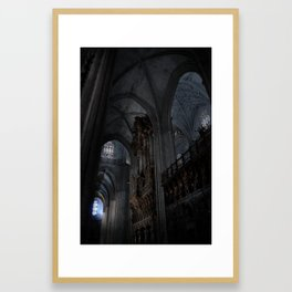 Gothic Light Framed Art Print