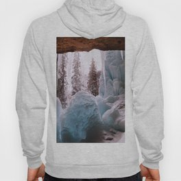 Hanging Lake Spouting Rock at Glenwood Canyon Glenwood Spring Area Colorado. Hoody
