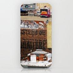 San Francisco behind the scene Slim Case iPhone 6s