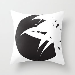 Island Girl [Nite] Throw Pillow