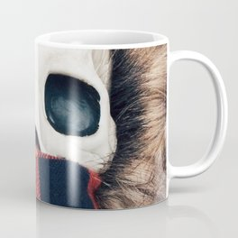 Oh, the weather outside is frightful Coffee Mug