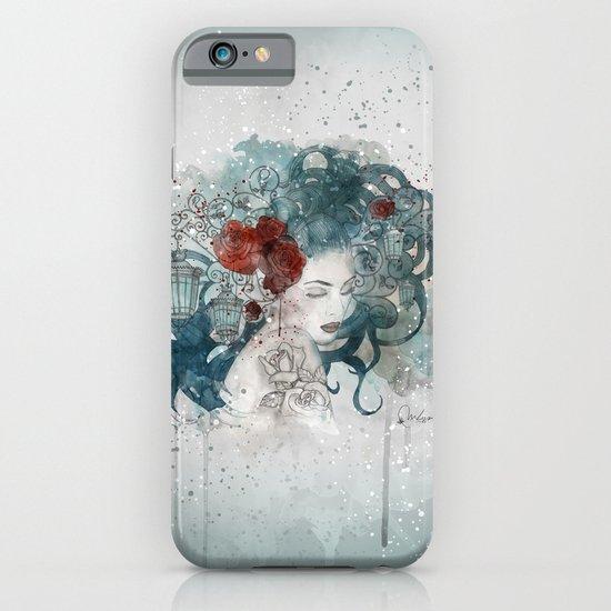 Blossom lights iPhone & iPod Case