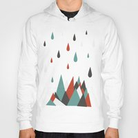 vancouver Hoodies featuring North Vancouver by Daina Lightfoot