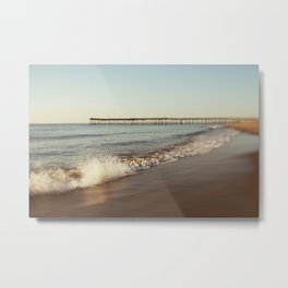 Summer Pier #2 Metal Print
