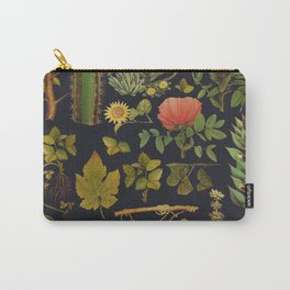 natural plants together Carry-All Pouch