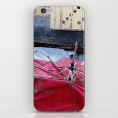 Umbrella Blues 2 iPhone & iPod Skin