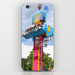 Free Fall iPhone Skin