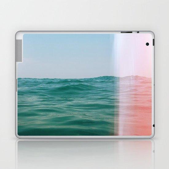 Whisper of Waves Laptop & iPad Skin