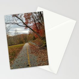 Let your nature lead the way Stationery Cards