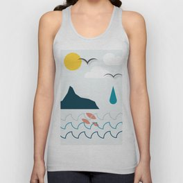 Nature Knowing Unisex Tank Top