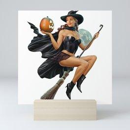 Witching Classic art Mini Art Print