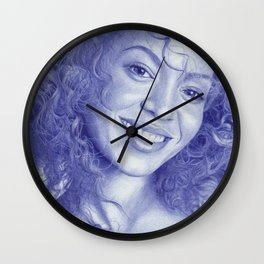 Knowles-Carter Wall Clock